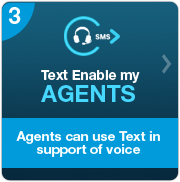 Text Enable my Agents